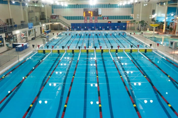 Aquatics city of kamloops for California private swimming pool code