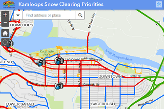Snow Clearing | City of Kamloops